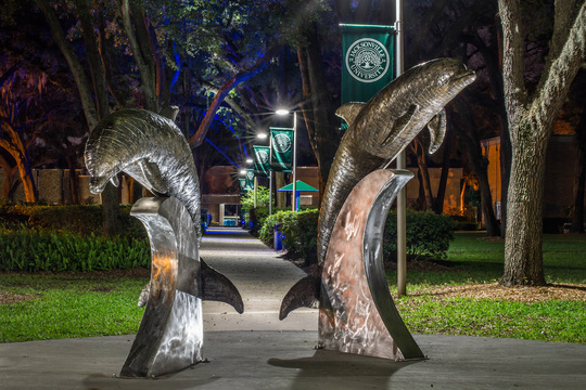 Jacksonville University Campus Icon Project