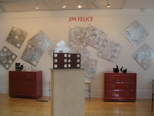 JIM FELICE FRESH POP! Exhibition View