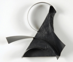JIM FELICE Sculpture Painted steel