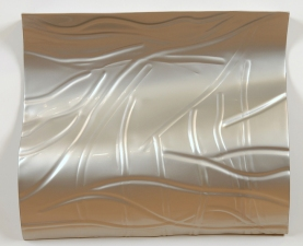 JIM FELICE Painting Paint on aluminum and fiberglass