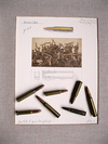 THE PARIS PROJECT Paper, photograph, bullets