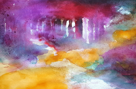 joanne amantea Local Places watercolor