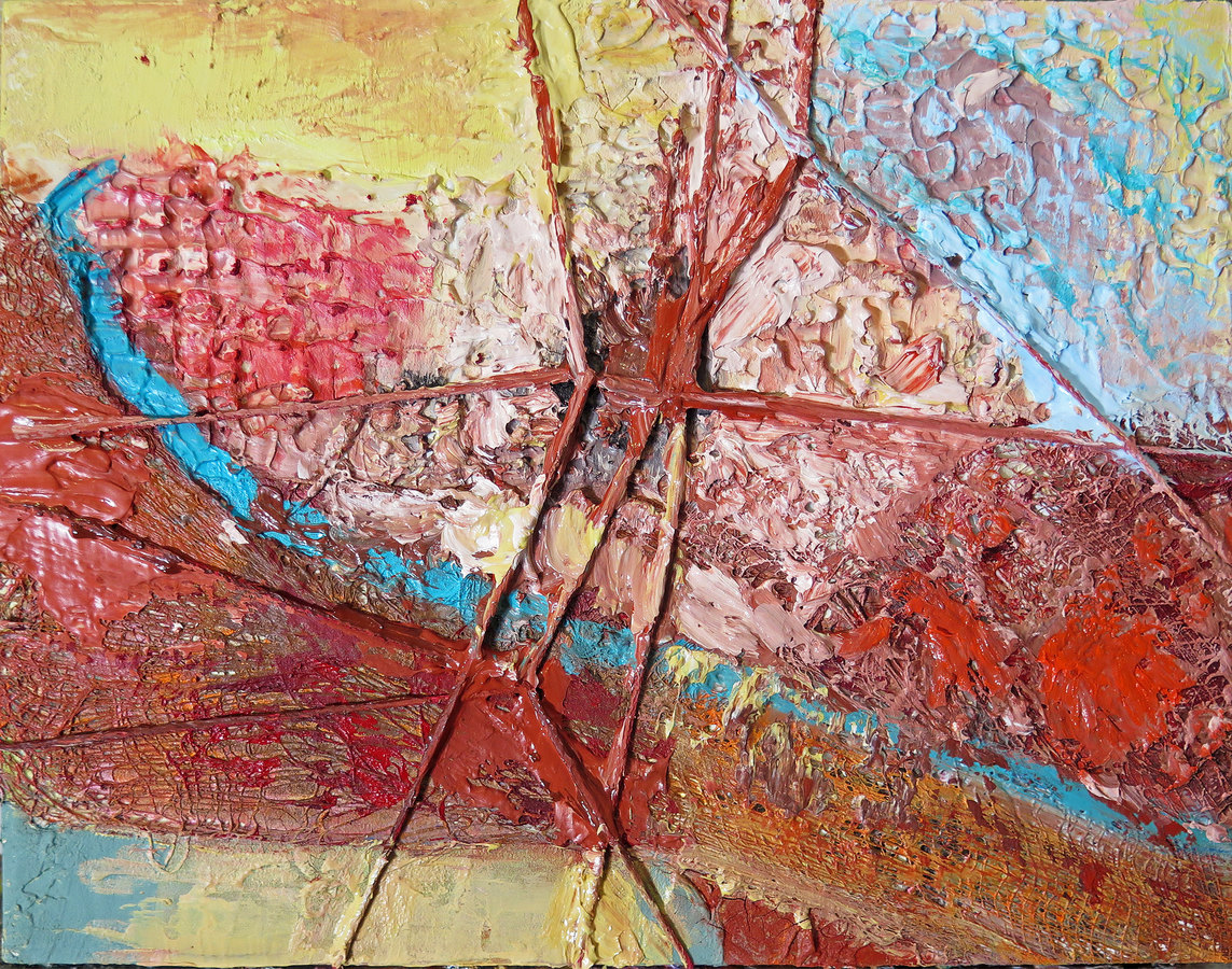 2015 Mixed Media and Collage Crossway