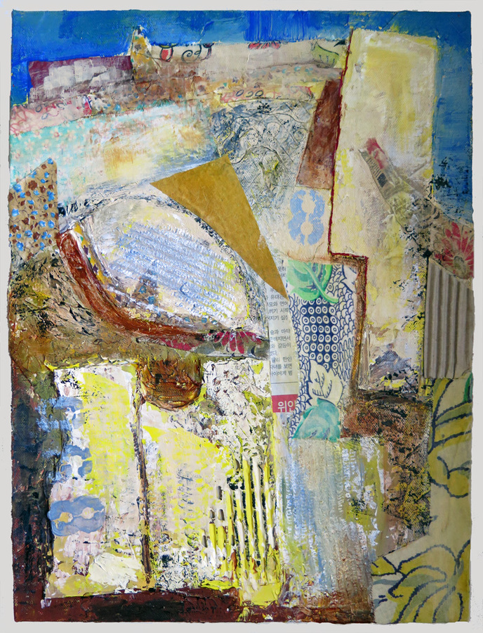 2016 Mixed Media and Collage 098-8