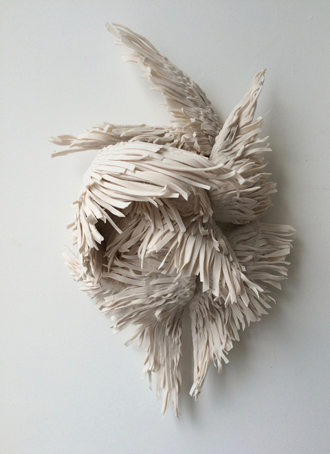 Jocelyn Braxton Armstrong Ceramics Wings porcelain