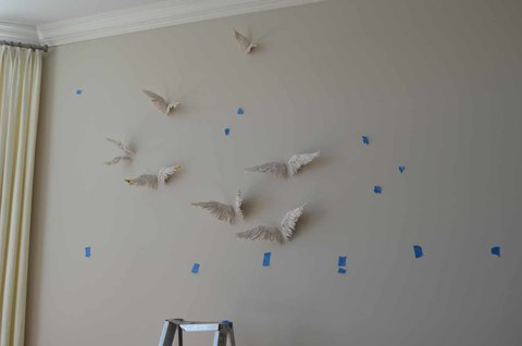 Random Wing Installation - Fairfield Condo