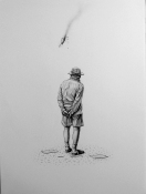 Joe Biel Mid-size Drawings Graphite on Paper