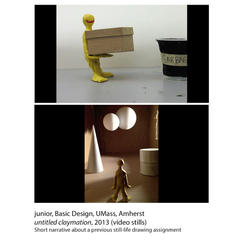 JOE SAPHIRE | projects in art and media untitled claymation