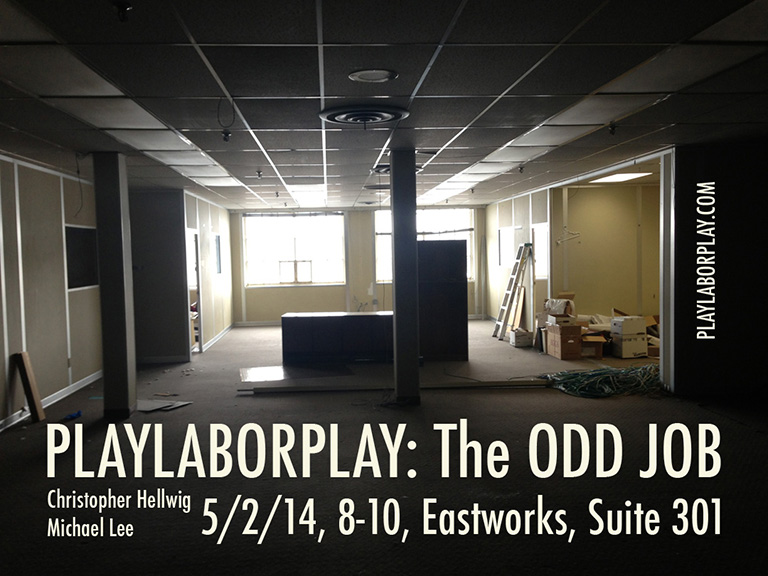 May '14 The Odd Job
