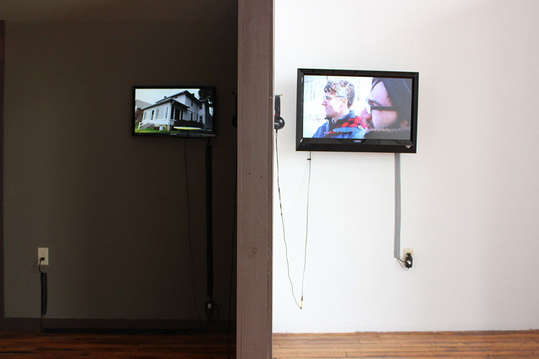 JOE SAPHIRE | projects in art and media The Waiting Room Exhibition