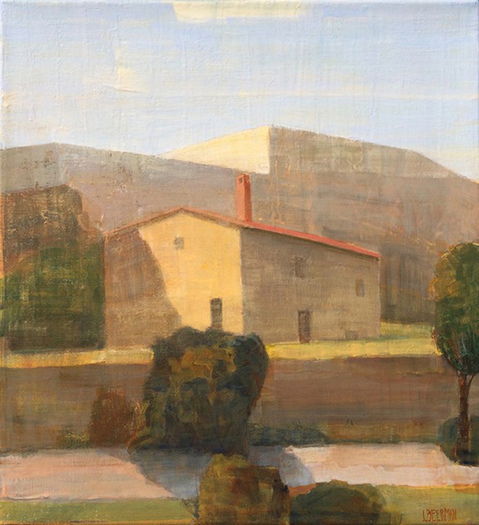 CHATWOOD SHOW 2017 Stone House, Cortona, Late Afternoon