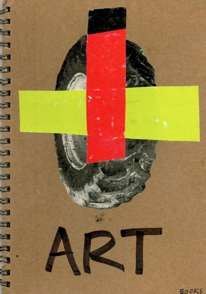 Ideas Tire Art Notebook