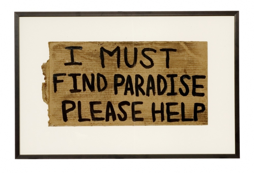 Work I Must Find Paradise (Please Help)