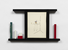 John Pittman Archive: All Work 1971-2002 Construction with Drawing