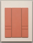 John Pittman Wall Constructions 2003 - 2010 Alkyd/panels