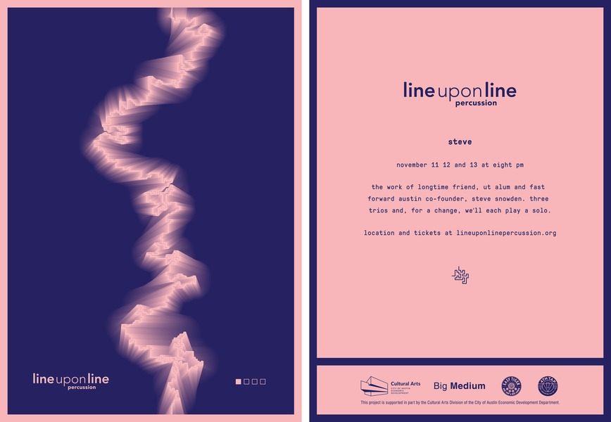 JON WINDHAM LINE UPON LINE