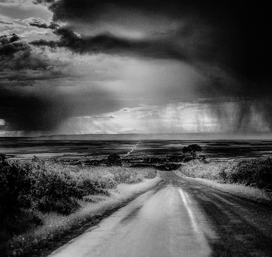 Landscapes Gallery The Road to Cortez  ©