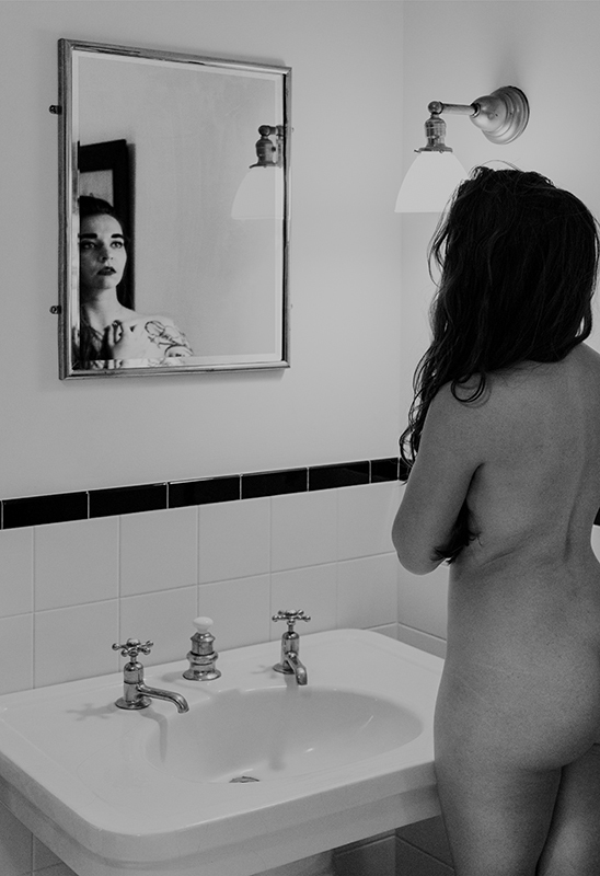 Nude Studies Evyenia at her Bath 3  ©