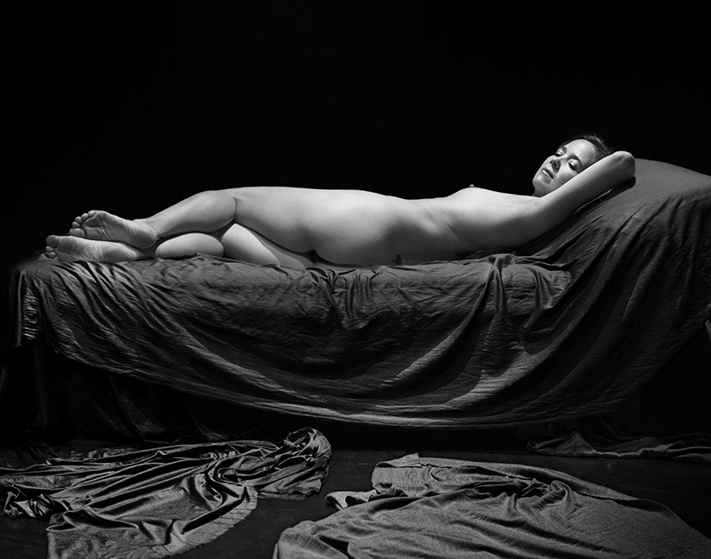 Nude Studies Nude in Repose  ©