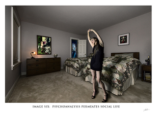In the Mind's Eye:  Image Six:  Psychoanalysis Permeates Social Life  ©