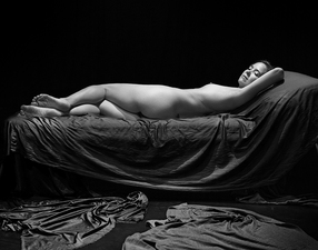 Nude in Repose  ©