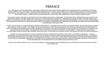 In the Mind's Eye:  Preface  ©
