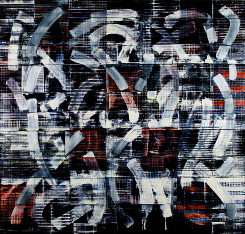 Jordan Broadworth Paintings: Past oil on canvas