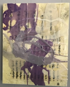JOY J. ROTBLATT Current Encaustics  M/M Encaustic
