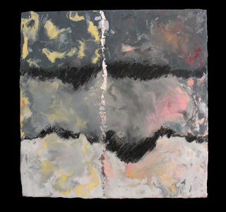 JOY J. ROTBLATT Archived Encaustic Paintings Encaustic with Silver