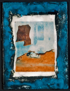 JOY J. ROTBLATT Archived Encaustic Paintings Encaustic with Polaroid Transter