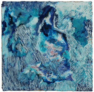 JOY J. ROTBLATT 2015 Exhibitions Encaustic on Wood Panel