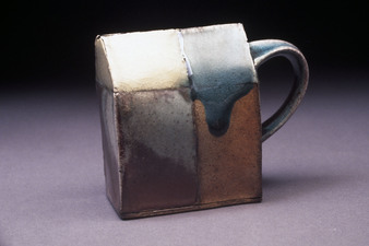 Judith Pointer Jia Houses soda glazed stoneware, ^10 reduction