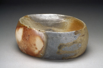 Judith Pointer Jia Closed Forms anagama fired stoneware, ^10