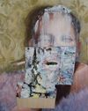 Judy Mannarino  Oil 0n Canvas on Wood<br/>