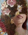 Judy Mannarino  Oil on Canvas on Wood<br/>
