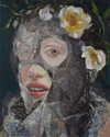 Judy Mannarino  Oil on Linen<br/>