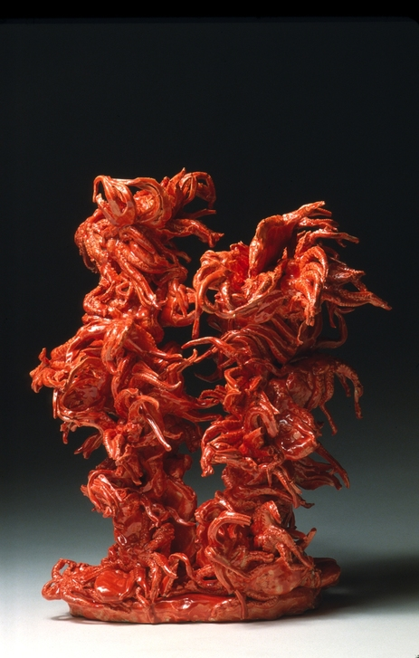 Julia Kunin Sculpture 2004 - 2006 Ceramic