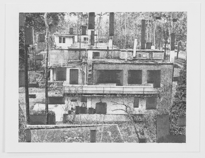 Drawings Gropius: Masters' House, Dessau #9