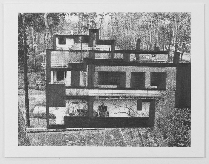 Drawings Gropius: Masters' House, Dessau #2