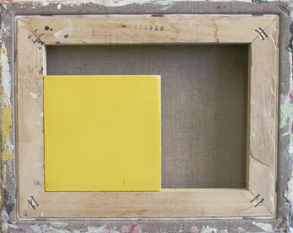 CONSTRUCTIONS Yellow Square