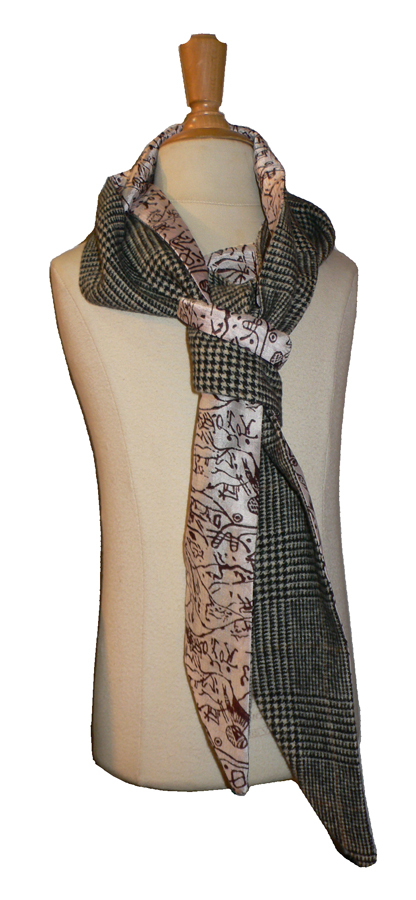 past collections-scarves  ashton kutcher