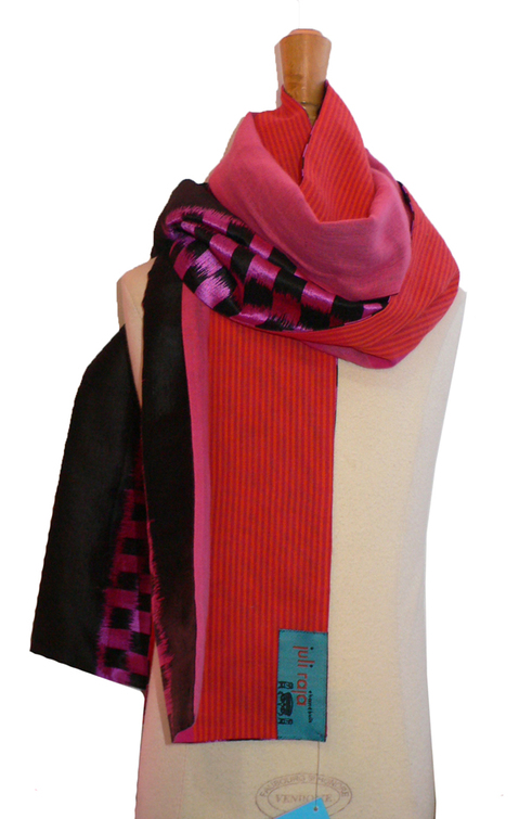 past collections-scarves  penelope pitstop