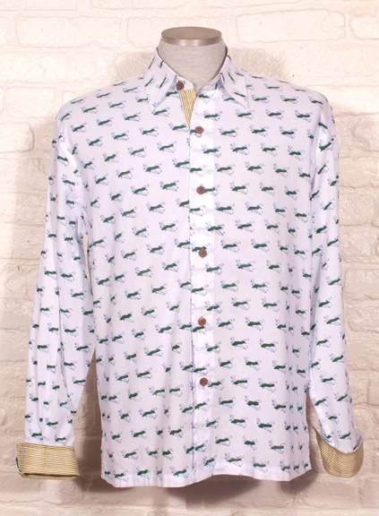 SALE 2016  airplane blue & green