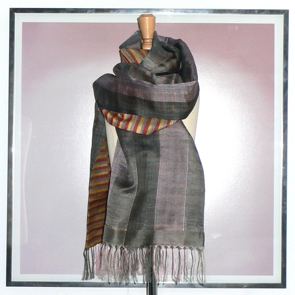 past collections-scarves  lucious lines