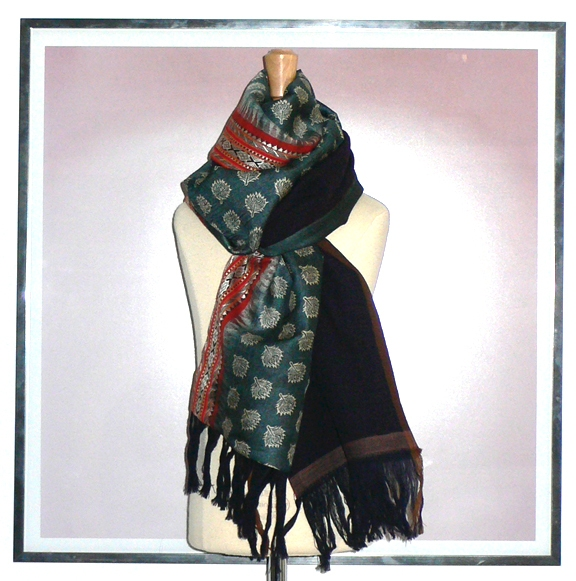 past collections-scarves  miraculous