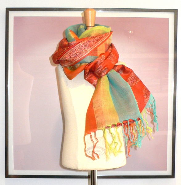 past collections-scarves  all for love