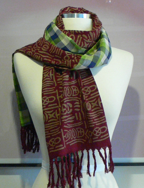 past collections-scarves  happy to be here