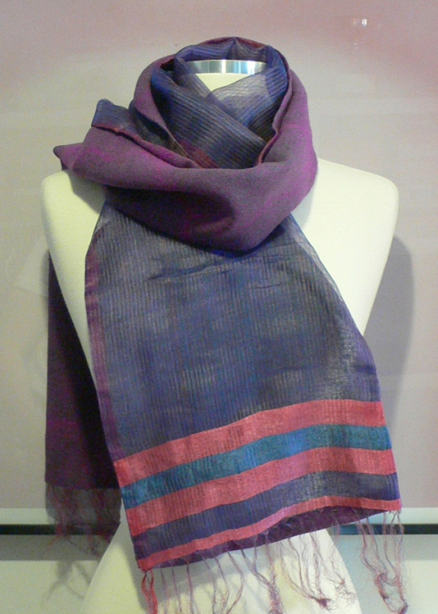 past collections-scarves  heaven sent