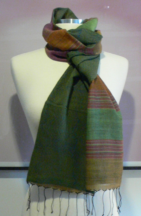 past collections-scarves  love will keep us together