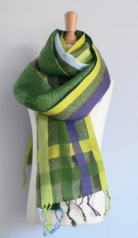 past collections-scarves  dazzle daze